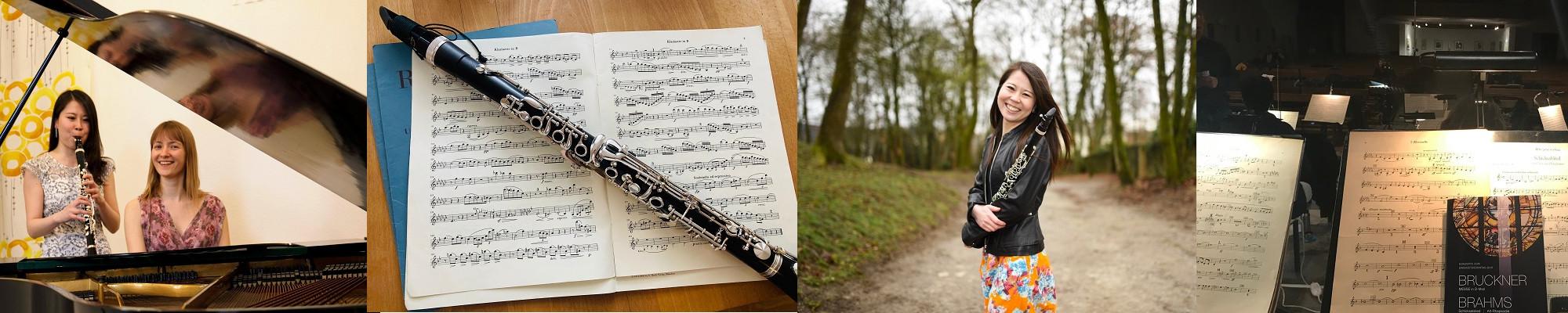 ドイツ在住 演奏家に教わる クラリネット プライベートレッスン